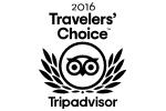TripAdvisor Traveler's Choice 2016